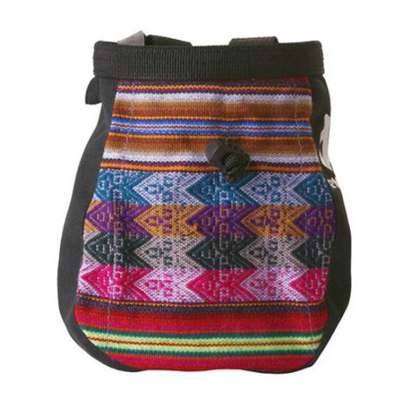 Мешок для магнезии Evolv Andes Rainbow разноцветный