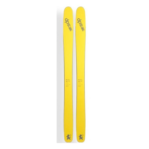 Горные лыжи DPS Wailer 112 RP.2 Pure3 желтый (15/16)