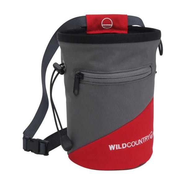 Мешок для магнезии Wild Country Wild Country Сargo красный