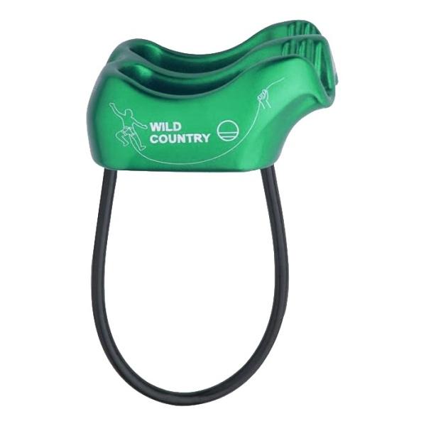 Спусковое устройство WILD COUNTRY Vc Pro 2 зеленый