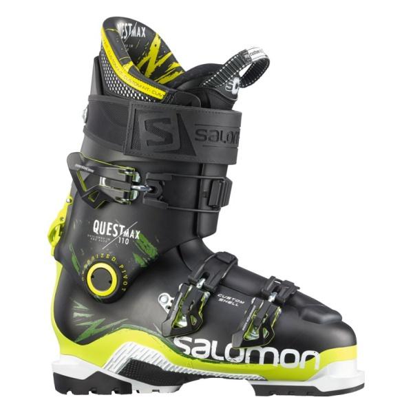 Горнолыжные ботинки Salomon Salomon Quest Max 110 salomon ботинки горнолыжные salomon x pro 110 размер 44