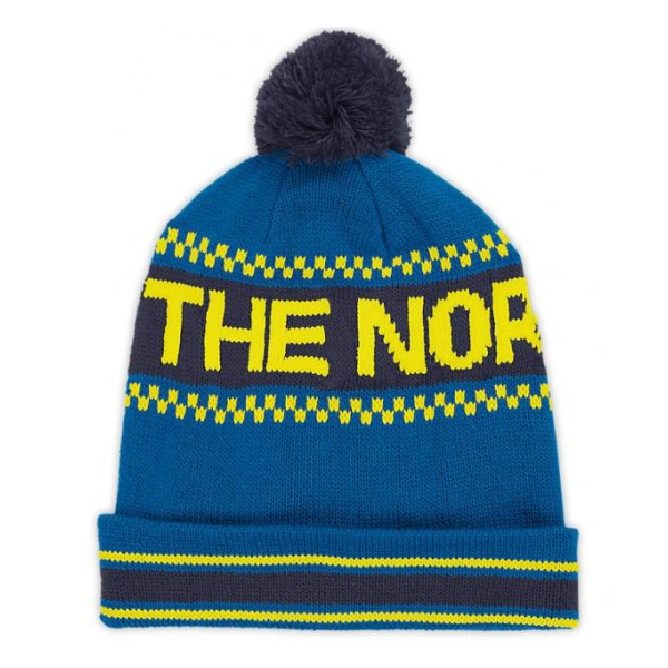 Шапка The North Face The North Face Ski Tuke Iv синий OS шапка the north face the north face th016cucnub7