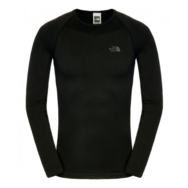 цена на Футболка The North Face The North Face Hybrid L/S Crew Neck
