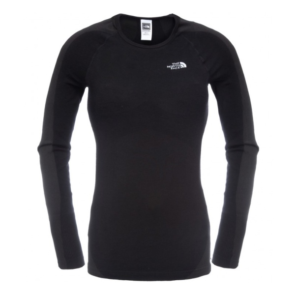 �������� The North Face Hybrid Long Sleeve Crew Neck �������