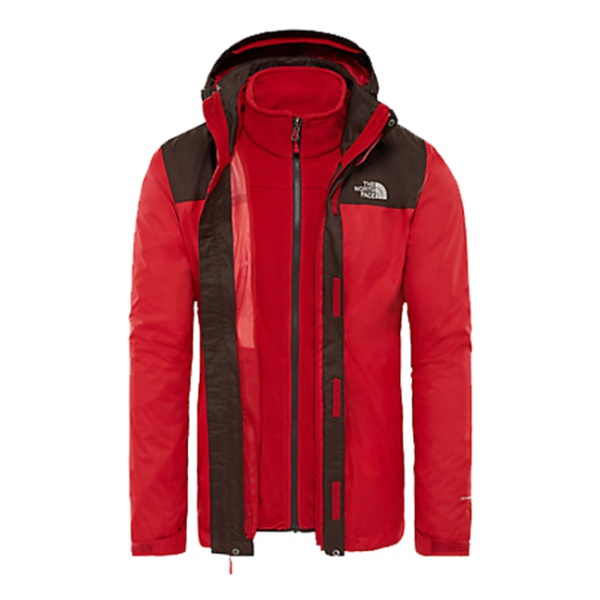 Куртка The North Face The North Face Evolve II Tri the north face ski tuke iv os t0a6w6