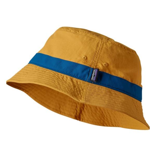 Панама Patagonia Wavefarer Bucket желтый L