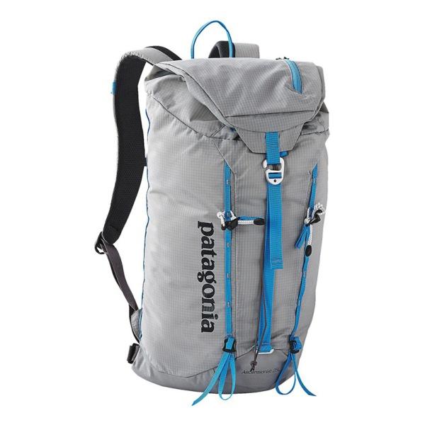 Рюкзак Patagonia Patagonia Ascensionist Pack 25 л серый 25L  patagonia arbor grande pack 32l 47970