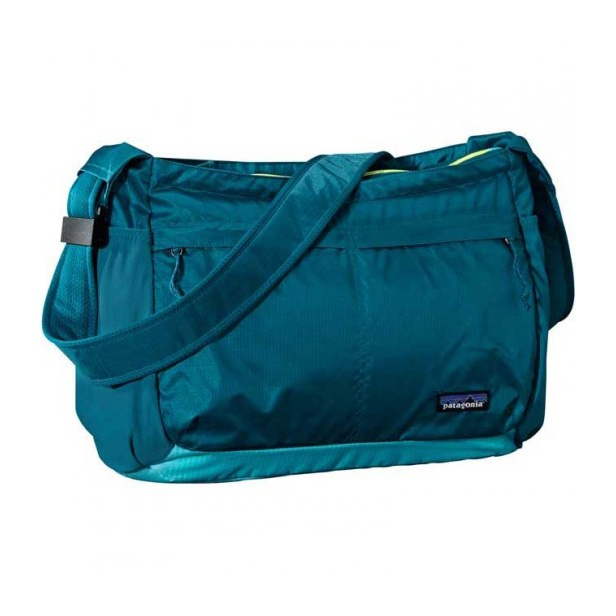 Сумка Patagonia LW Travel Courier голубой 15л booq boa courier bcr10 gft сумка для ipad graphite
