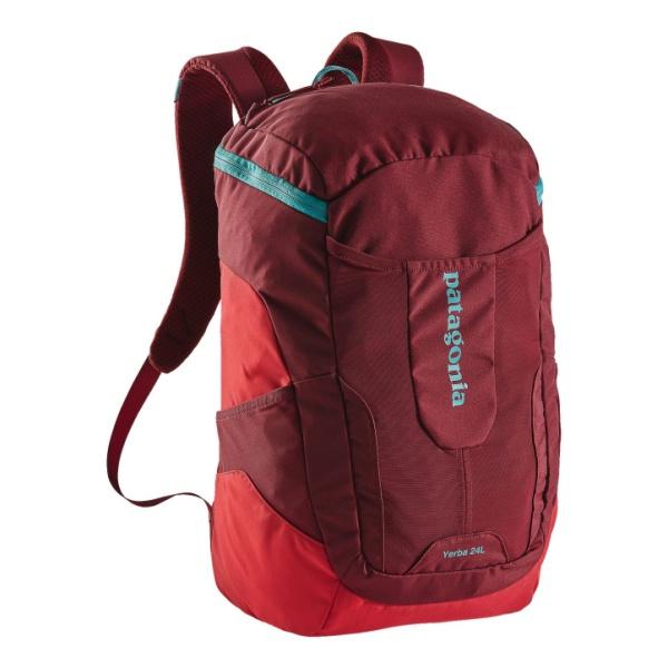Рюкзак Patagonia Yerba Pack 24 л темно-красный 24л