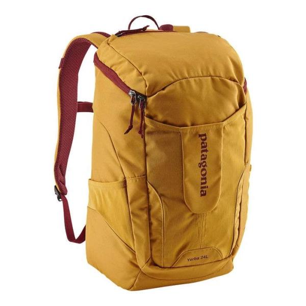 Рюкзак Patagonia Yerba Pack 24 л желтый 24л