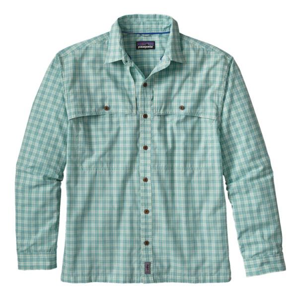 Рубашка Patagonia Island Hopper II L/S