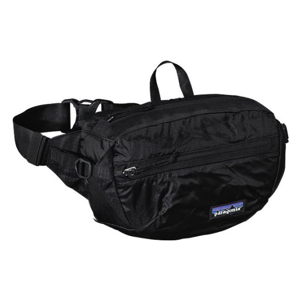 Сумка на пояс Patagonia LW Travel Hip Pack 3L черный 3L