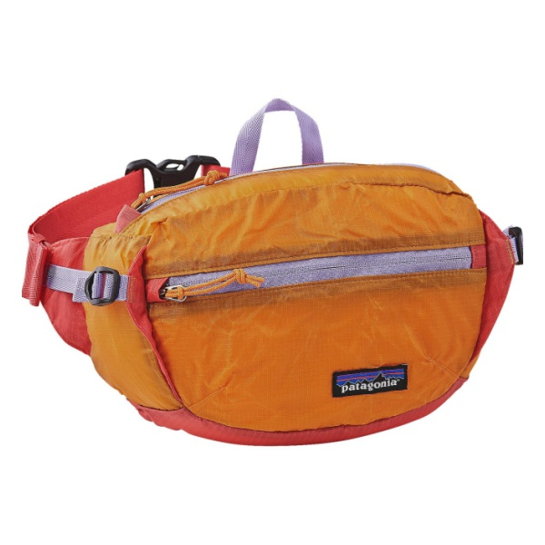 Сумка на пояс Patagonia LW Travel Hip Pack 3L оранжевый 3L