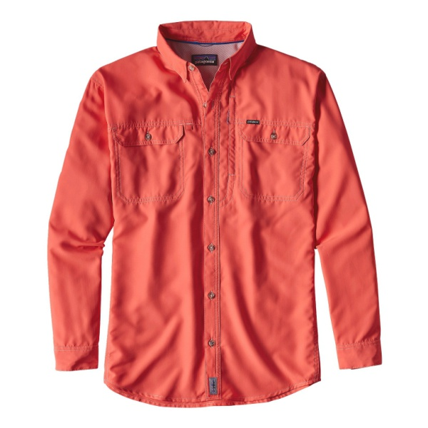Рубашка Patagonia Sol Patrol II Shirt L/S