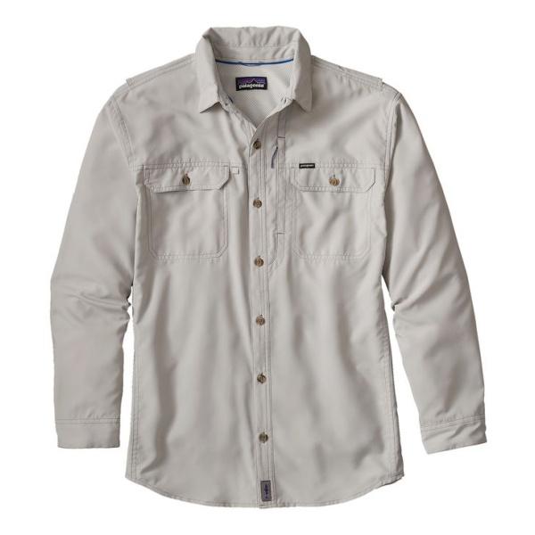 Рубашка Patagonia Patagonia Sol Patrol II Shirt L/S patagonia overcast l s