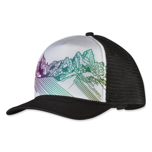 Бейсболка Patagonia Interstate Hat черный