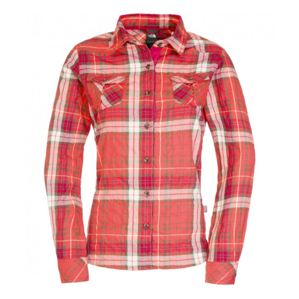 Рубашка The North Face Rahue Falls Long Sleeve Shirt женская