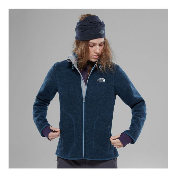 Купить Куртка The North Face Zermatt Full Zip Hoodie женская