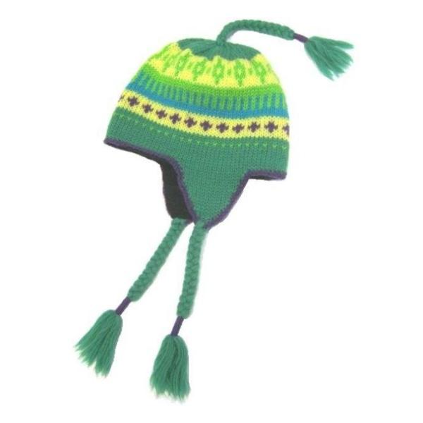 Шапка Arcteryx Contrail Toque зеленый