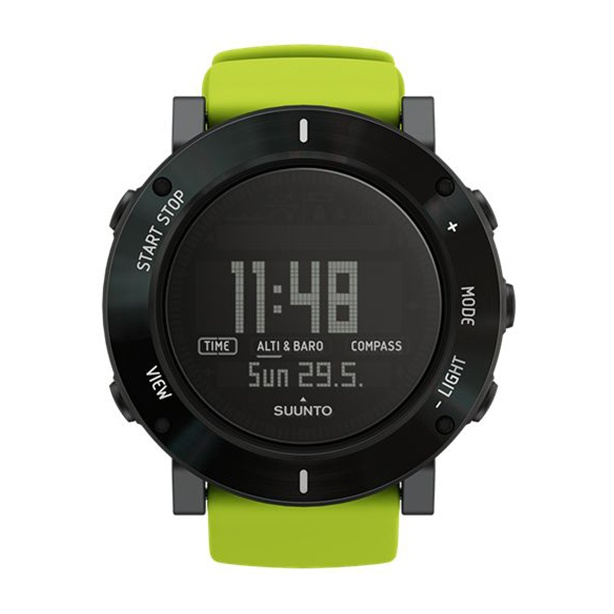 Часы Suunto  Core Crush зеленый