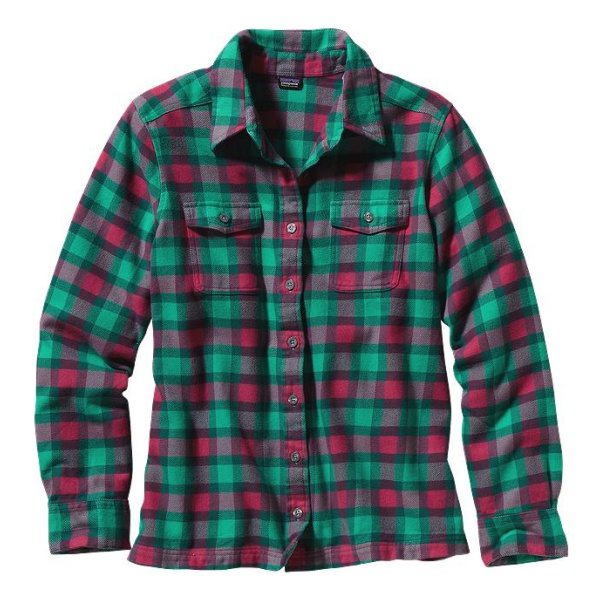 Рубашка Patagonia Fjord Flannel женская