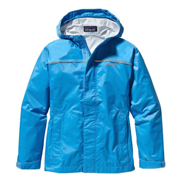 Куртка Patagonia Girls Torrentshell детская