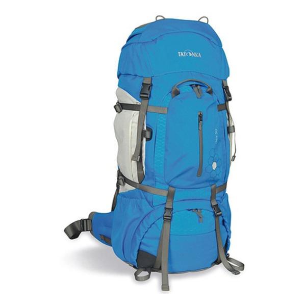 Рюкзак Tatonka Tatonka Isis 50 синий рюкзак туристический женский tatonka yukon цвет темно серый 50 10 л
