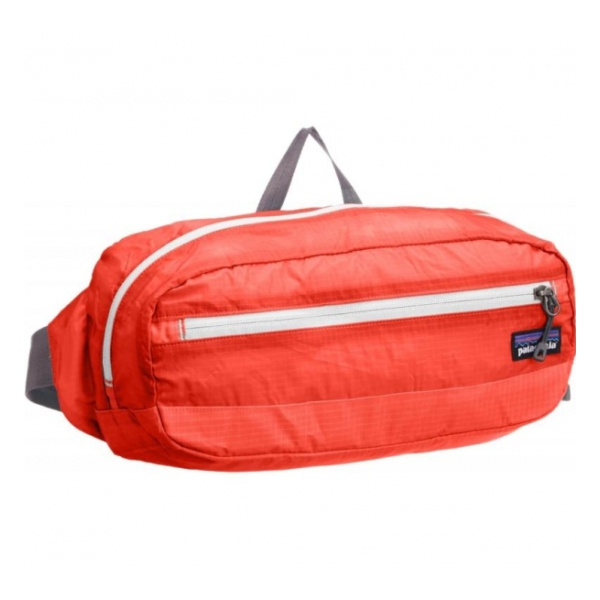 Сумка Patagonia Lightweight Travel Hip Pack 5L красный 5л