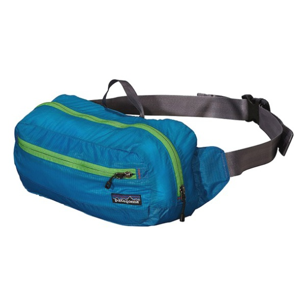 Сумка Patagonia Lightweight Travel Hip Pack 5L синий