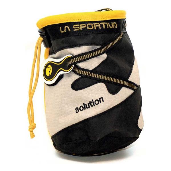 Мешочек для магнезии La Sportiva Lasportiva Solution  мешочек для магнезии la sportiva lasportiva speedster