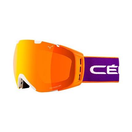 Горнолыжная маска Cebe Origins L фиолетовый L