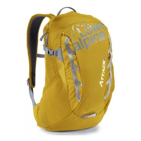 Рюкзак Lowe Alpine Lowe Alpine Attack 25L желтый 25л цена