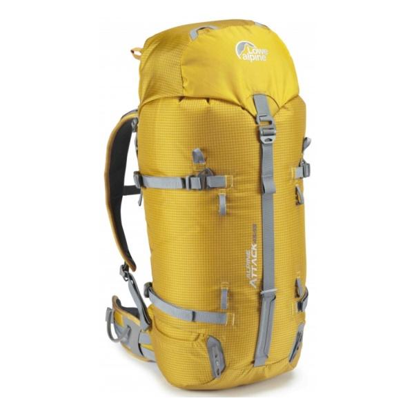 Рюкзак Lowe Alpine Alpine Attack желтый 45/55