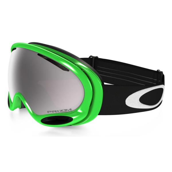 Горнолыжная маска Oakley Oakley A Frame 2.0 зеленый