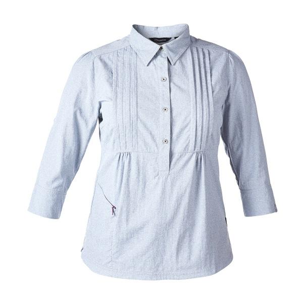 Рубашка Berghaus Explorer Eco Shirt Ss Af женская