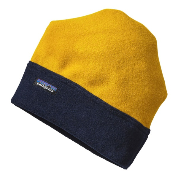 Шапка Patagonia Patagonia Synchilla Alpine желтый S шапка patagonia patagonia lined knit headband белый all