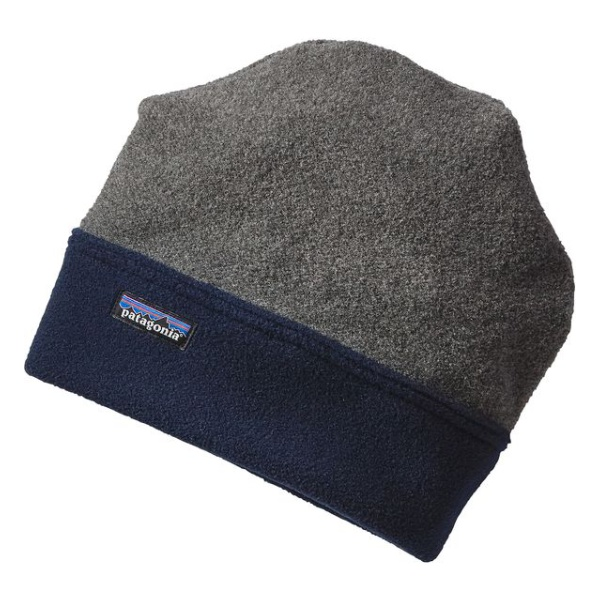 Шапка Patagonia Patagonia Synchilla Alpine серый L шапка patagonia patagonia lined beanie серый one