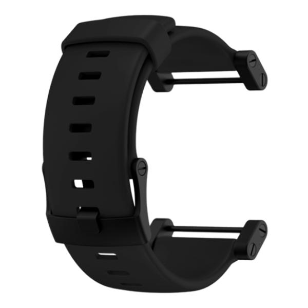 Ремешок для часов Suunto Suunto Core Rubber Strap черный удлинитель ремешка для часов suunto suunto x6