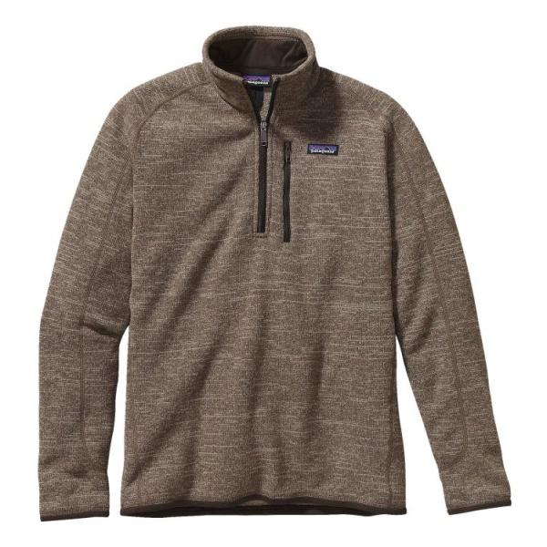 Пулон Patagonia Patagonia Better Sweater 1/4 Zip майка patagonia patagonia strappy tank для девочек