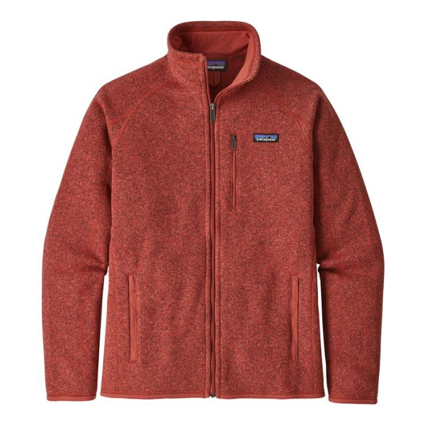 Куртка Patagonia Patagonia Better Sweater красный XL цена 2017