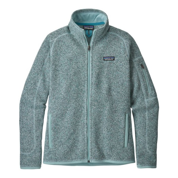 Куртка Patagonia Patagonia Better Sweater женская светло-голубой XS куртка patagonia patagonia better sweater женская