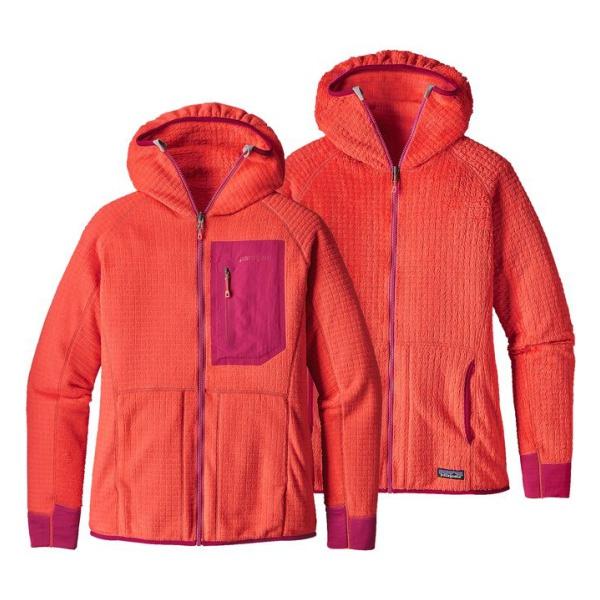 Куртка Patagonia R3 Hooody женская