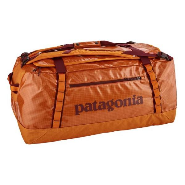 Баул Patagonia Patagonia Black Hole Duffel 90L темно-оранжевый 90л