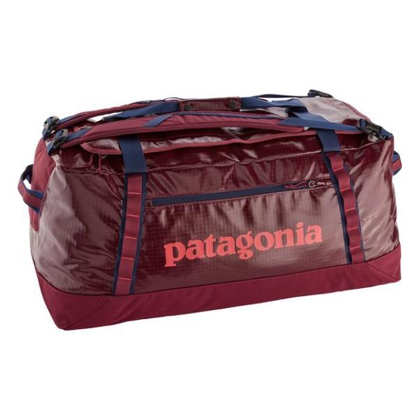 Баул Patagonia Patagonia Black Hole Duffel 90L темно-красный 90л недорого
