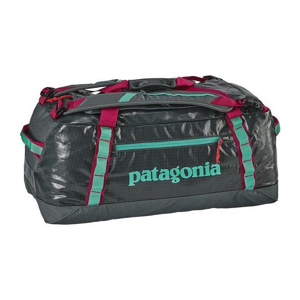 Баул Patagonia Black Hole Duffel 60L темно-зеленый 60л