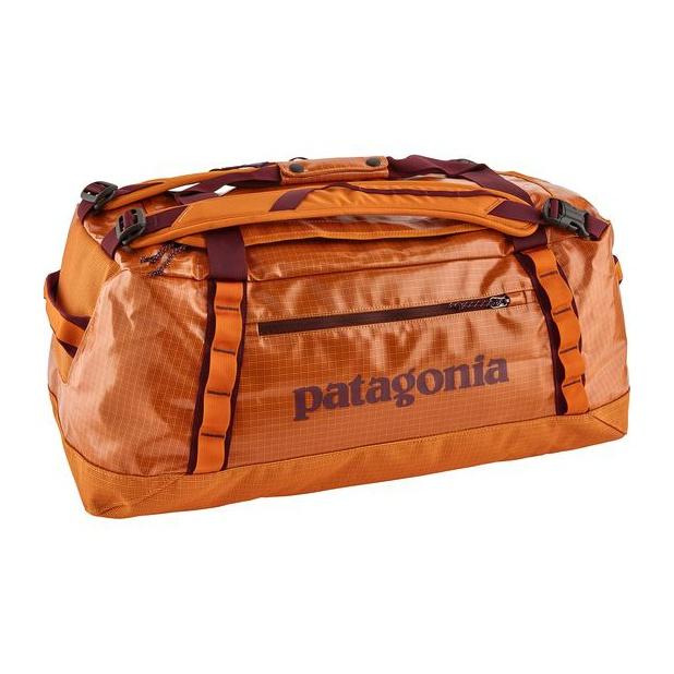 Баул Patagonia Patagonia Black Hole Duffel 60L темно-оранжевый 60л