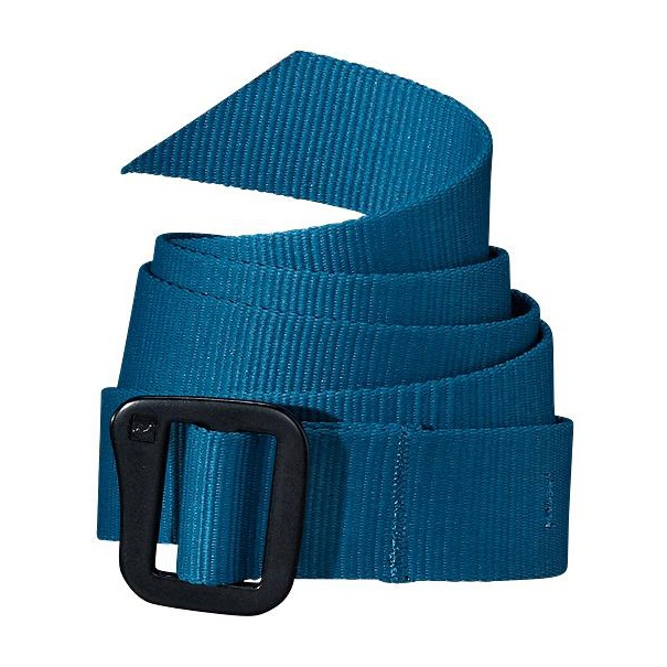 Ремень Patagonia Friction Belt голубой M