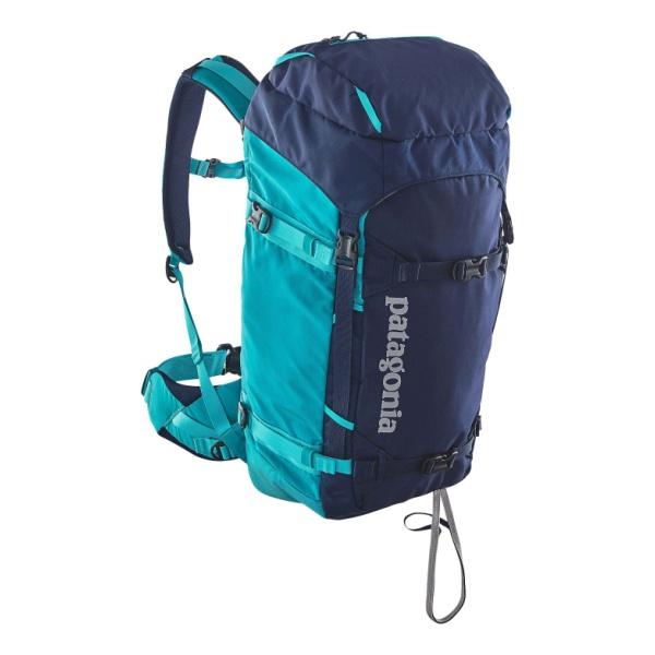 Рюкзак Patagonia Snow Drifter 40L синий S