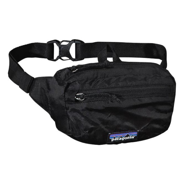 Сумка на пояс Patagonia Lightweght Travel Mini Hip Pack 1L черный 1л