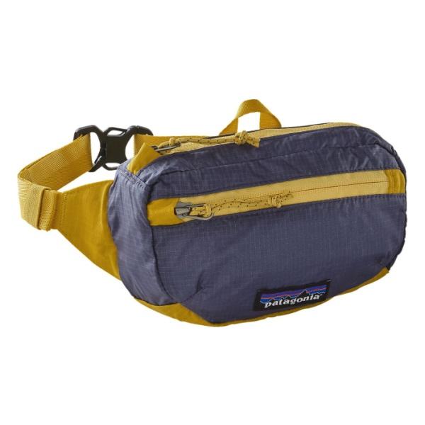 Сумка на пояс Patagonia Lightweght Travel Mini Hip Pack 1L фиолетовый 1л